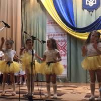 Вихованці Керецьківського ДЗО. Вокально-хореографічна композиція