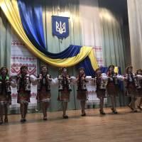 Гуцульський танець, учні Свалявської ДШМ, кер. Лілія Дулішкович