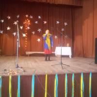 Удрицький СБК - колядниця Удрицького НВК - Якимович Анастасія