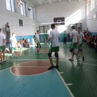 Волейбольний турнір на кубок імені. В.С. Чишка 24-26.02.2017 р. с с. Миляч.
