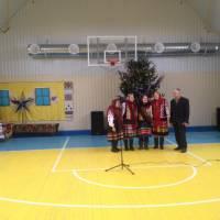 Різдвяні пісне-співи