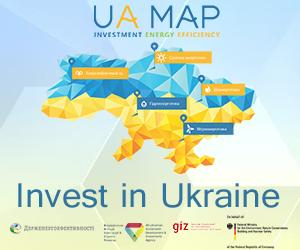 Інтерактивна інвестиційна карта України