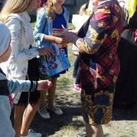 Всеукраїнський день бібліотек у бібліотеці с.Клесів