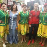 На фестивалі льону 2018