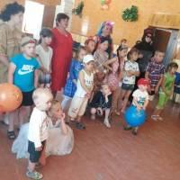 День захисту дітей с.Клесів 2018