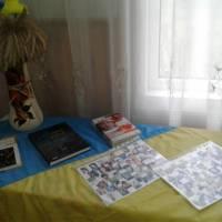 День Гідності й Свободи у бібліотеці с.Карасин