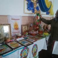 Великодня виставка смт.Клесів 2018