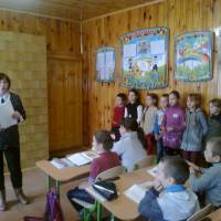 Година пам'яті в Пугачській ЗОШ І ст