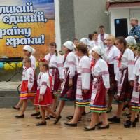 Святкування Дня Незалежності України в Клесові 2017