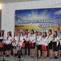 Молодіжний хор церкви