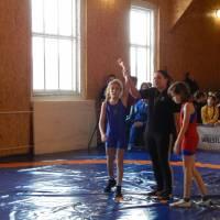 Спортивний турнір з вільної жіночої боротьби у Клесівській ДЮСШ 2018