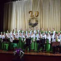 День селища та 20-річниця Народного аматорського хору смт.Клесів