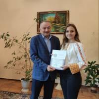 Нагородження Ковалевської Наталії
