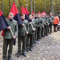 Учні Шумського НВК, учасники святкового дійства