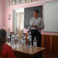 Захист навчальних проектів