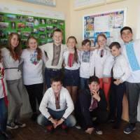 Учні Шумського НВК