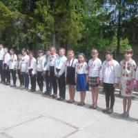 Учні Обицького НВК