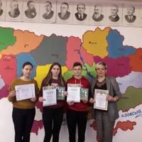 Переможці Тилявського НВК