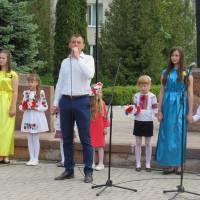 Урочистості з нагоди Дня пам'яті та примирення в Шумську