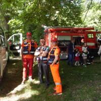 Працівники екстреної медичної допомоги та пожежно-рятувальної служби