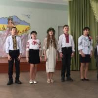 Команда «СПОЛОХ» Угорського НВК