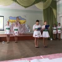 Команда «ГЕЛІОС» Рохманівської ЗОШ І-ІІ ступенів