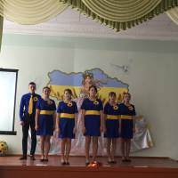 Команда «СПОЛОХ» Андрушівського НВК