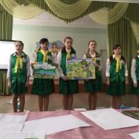 Команда «ПОРЯТУНОК» Тилявського НВК