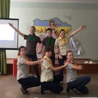 Команда «ЕКОС» Шумської ЗОШ І-ІІІ ступенів №1