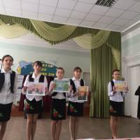 Команда «EKO-TOUCH» Бірківського НВК