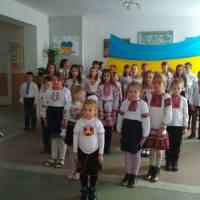 Учні Тилявського НВК