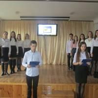 Учні Шумської ЗОШ І-ІІІ ст №1.