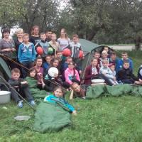 Виграли гранд- закупили туристське спорядження (Биковецький НВК)