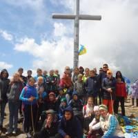Учні Биковецького НВК підкорили г.Говерлу