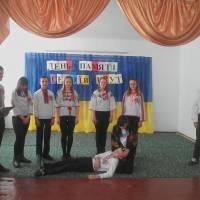 Бірківський НВК  Усний журнал «НАД КРУТАМИ – КРУКИ…»
