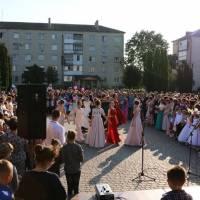 Танець від випускників Шумського НВК