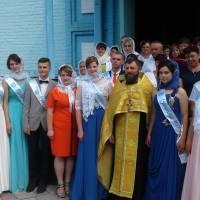 Випускники Залісцівського НВК