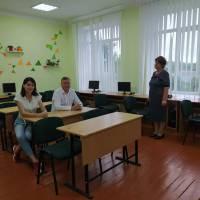 кабінет інформатики Шумська ЗОШ І-ІІІст. №1