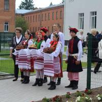 Uroczyste otwarcie Domu Polskiego 21.05.2016
