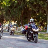 XVI Międzynarodowy Motocyklowy Rajd Katyński 28.08.2016