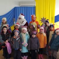 Привітання з Новим роком та Різдвом Христовим від вихованців Вилківського Будинку культури