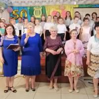 50 років Вилківській дитячій музичній школі.