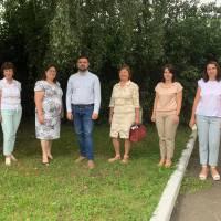 Онлайн-конференція педагогічних працівників Хустського району
