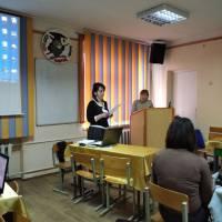 Семінар вчителів інформатики Хустського району