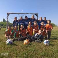 підростаюче покоління футболістів в Шалигине