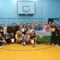 XVIIІ відкритий турнір серед чоловічих команд,  присвячений пам'яті Миколи Павловича Галушки