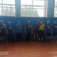 Волейбол ветерани ІІ місто Чемпіонат