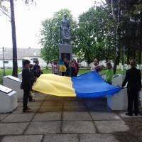 Мітинг - реквієм присвячений Дню Перемоги с.Хижинці