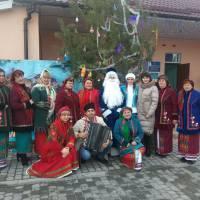 Новорічне свято в с.Хижинці