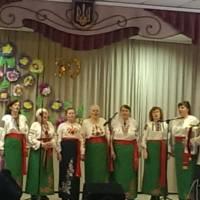 Привітання гурту з с. Парпурівці